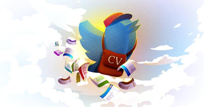"""los creadores de cuentas de Twitter especializadas como """"Fra, el hada de las vacantes"""" y """"La de RH"""" cuentan su historia"""
