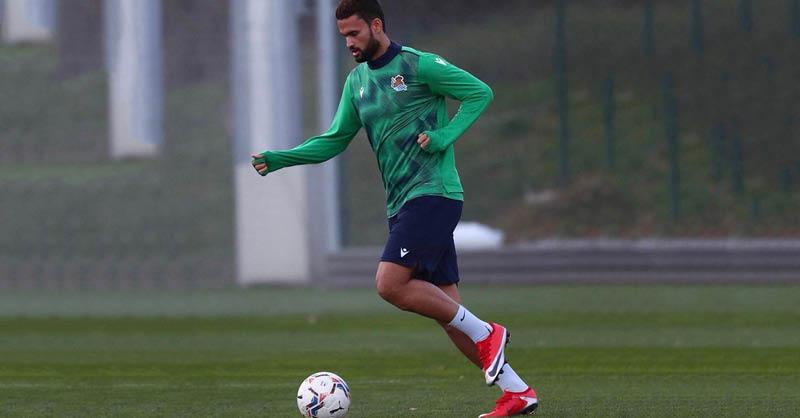 Willian José es el nuevo atacante del Wolverhampton