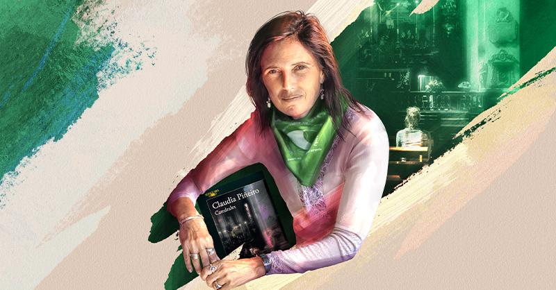 La autora argentina Claudia Piñeiro presenta en México Catedrales