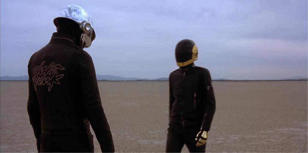 Daft Punk nos dijo adiós el 22 de febrero pasado