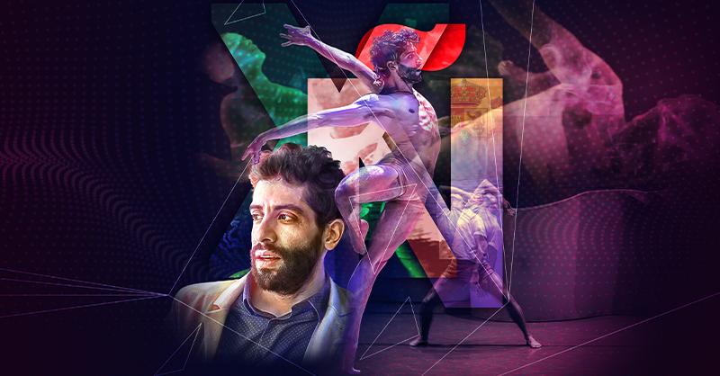 El coreógrafo Diego Vázquez cumple tres años como director artístico del Taller Coreográfico de la UNAM