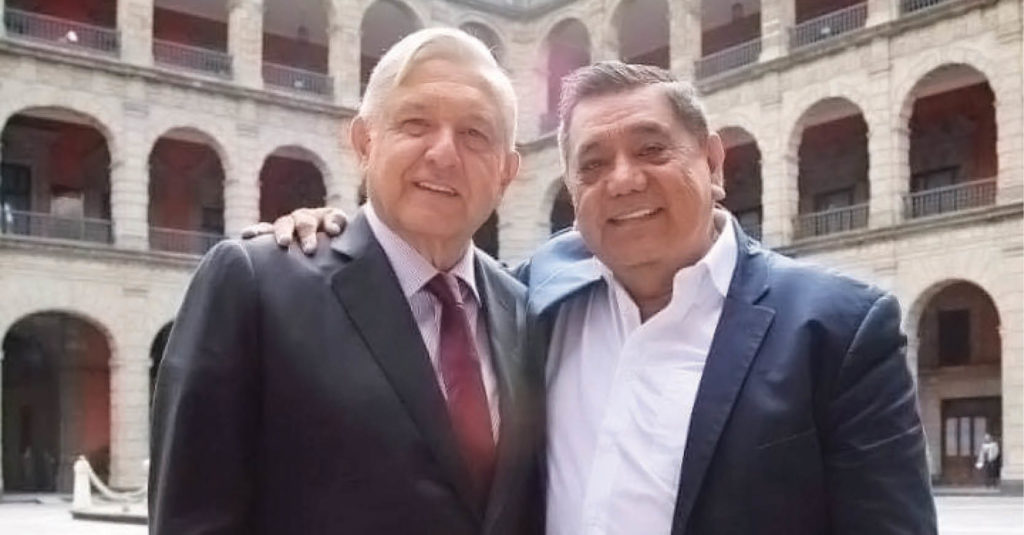 """El presidente Andrés Manuel López Obrador dijo """"Ya chole"""" al ser cuestionado por el caso del precandidato a la gubernatura de Guerrero, Félix Salgado Macedonio"""