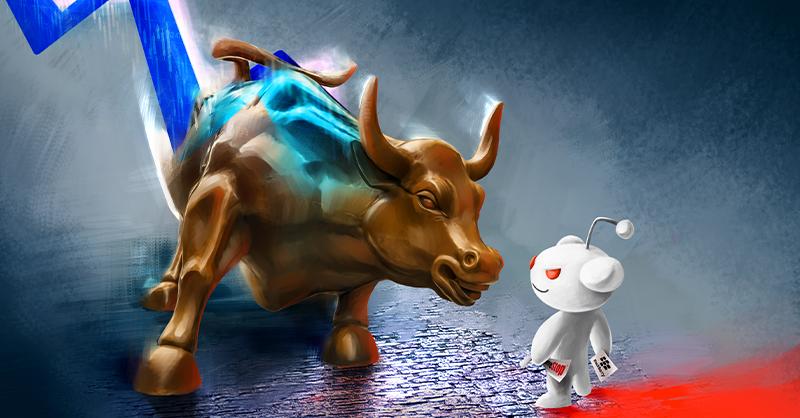 Las acciones organizadas de usuarios de Reddit provocaron cuestionamientos entre los jugadores de las bolsas de valores