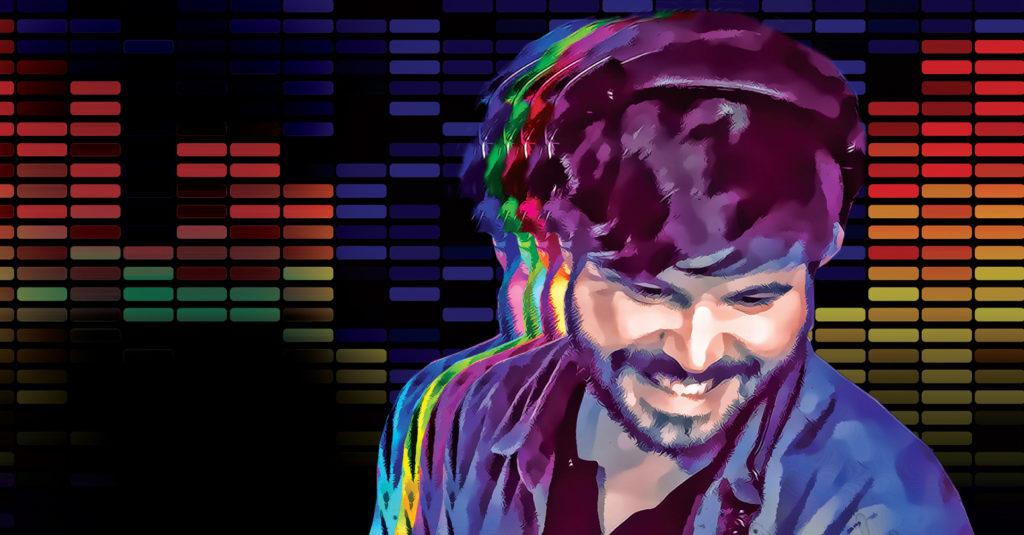 Después de 10 años de hacer remixes, Fernando Dimare continúa con su proyecto musical Future Feelings