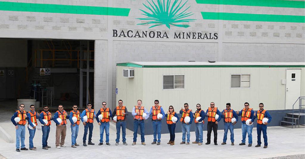 En México arrancó hace unos días el proceso que llevará a la explotación de litio a cargo de dos empresas