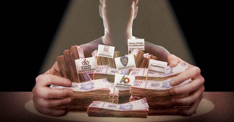 Seis gobiernos locales de la ciudad violan la Ley al ocultar la operación de los programas sociales