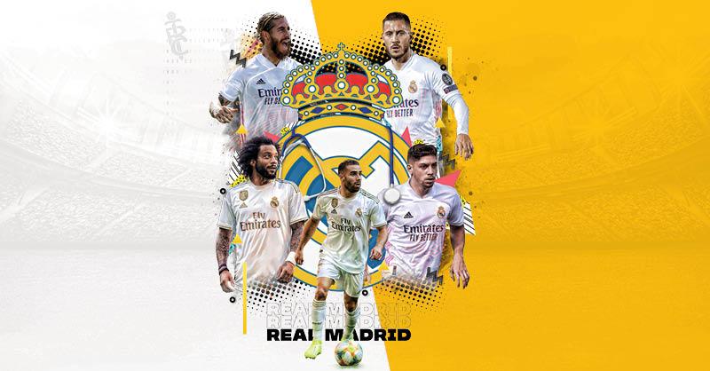 El Real Madrid la ha pasado mal con la cantidad de lesiones de sus jugadores