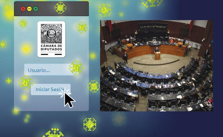 Se están instalando dispositivos con tecnología de punta en las oficinas del Senado