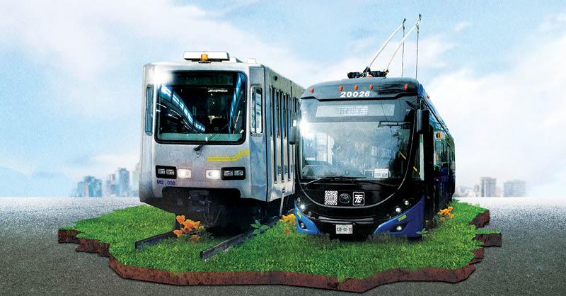 El Gobierno de la CDMX avanza en la recuperación del transporte eléctrico