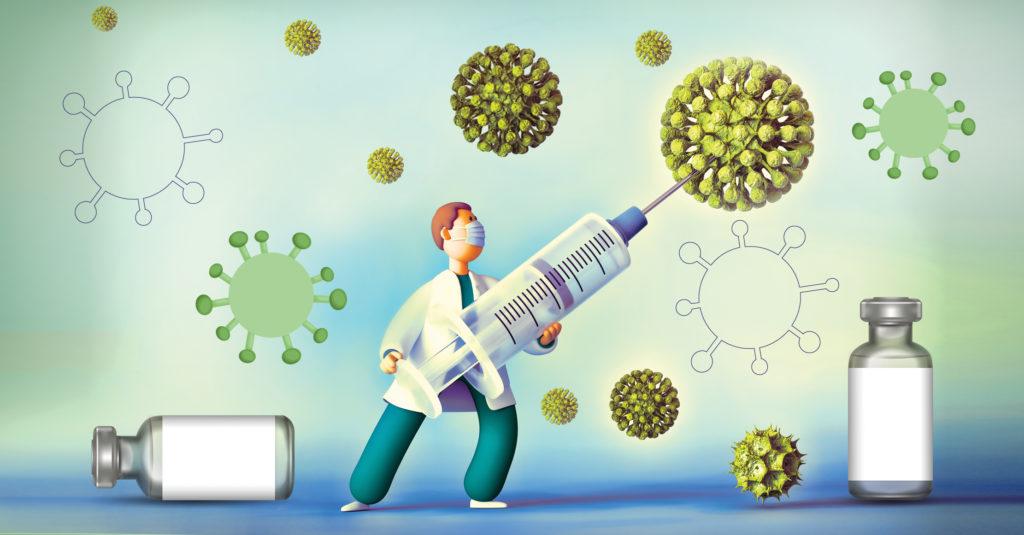 Especialistas de Johns Hopkins aclaran y explican algunos mitos y realidades sobre las vacunas contra el COVID-19