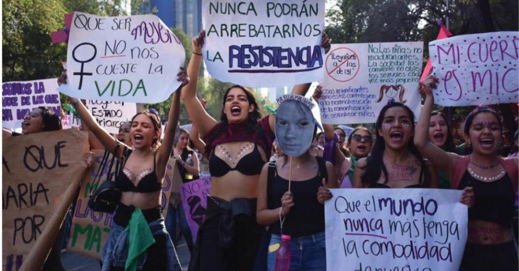 La violencia contra las mujeres podría ser la crisis del sexenio del presidente López Obrador.