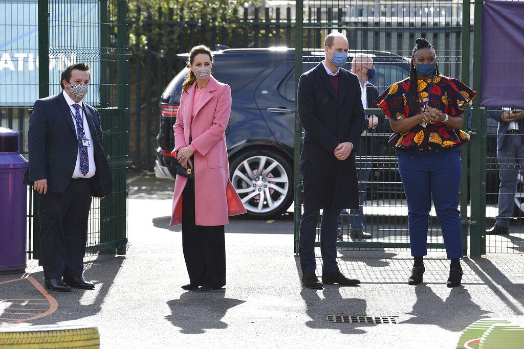 Tras revelación de Meghan Markle, príncipe Guillermo niega que la familia real sea racista