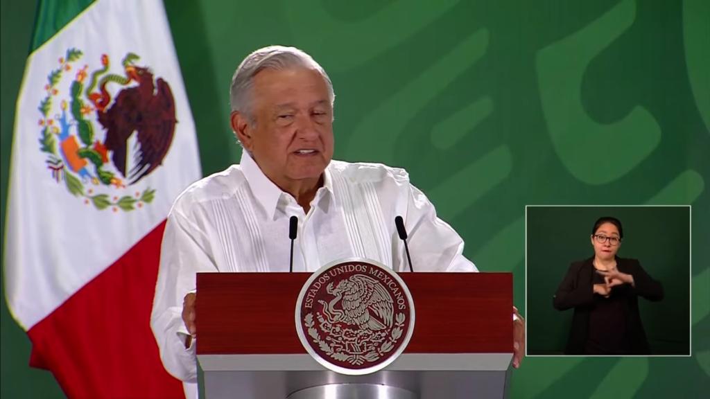 Agradece AMLO a Biden por envío a México de 2.7 millones de vacunas AstraZeneca