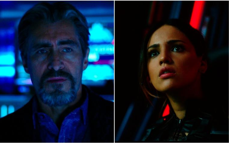 """Así fue la experiencia de los mexicanos Demián Bichir y Eiza González en """"Godzilla vs. Kong"""""""