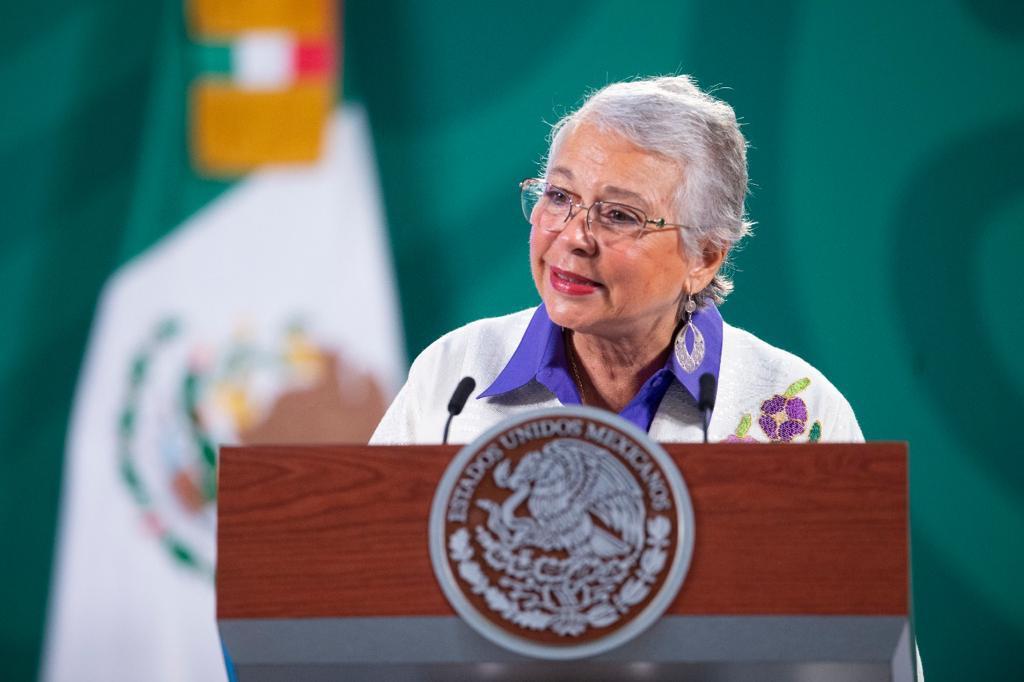 Tenemos una deuda histórica con las mujeres, se trabaja por la igualdad: Sánchez Cordero