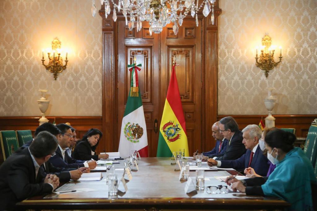 Piden México y Bolivia a la OEA no intervenir en asuntos internos de sus países miembros