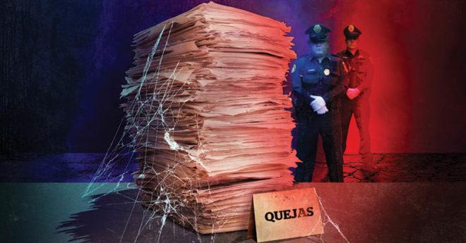 La impunidad en el abuso policial es un problema que la Ciudad de México arrastra