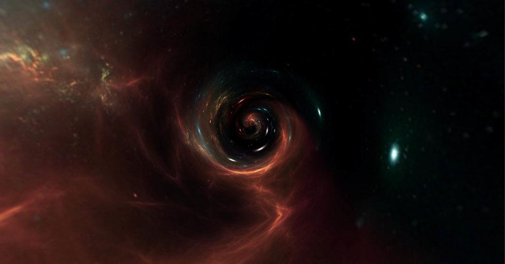 EHT en abril de 2019 produjo la primera imagen real de un agujero negro