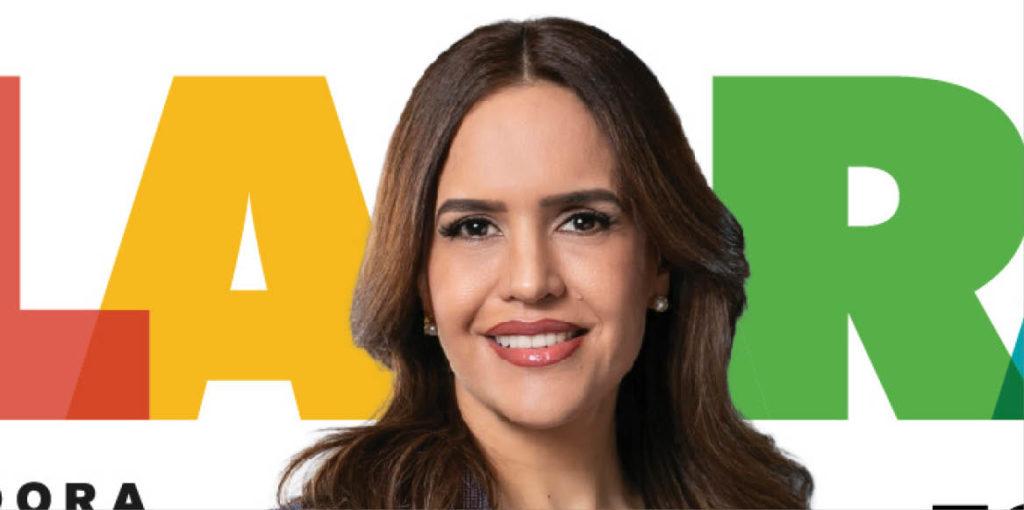 Clara Luz Flores podría hacer ajustes en su imagen de campaña.