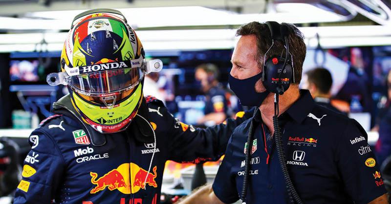 """Sergio """"Checo"""" Pérez deja de ser el gran cuate para convertirse en uno de los pilotos a vencer"""