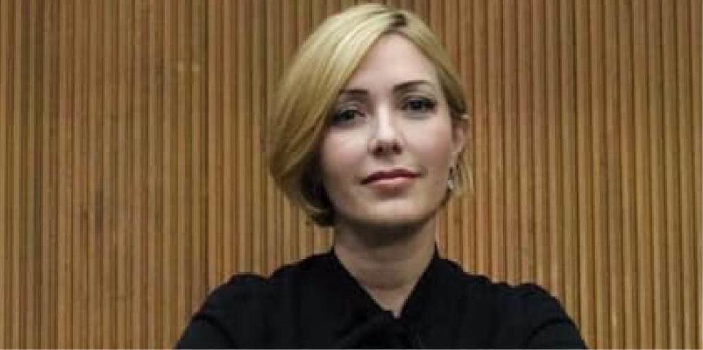 Claudia Tapia pidió licencia de su cargo como diputada local.