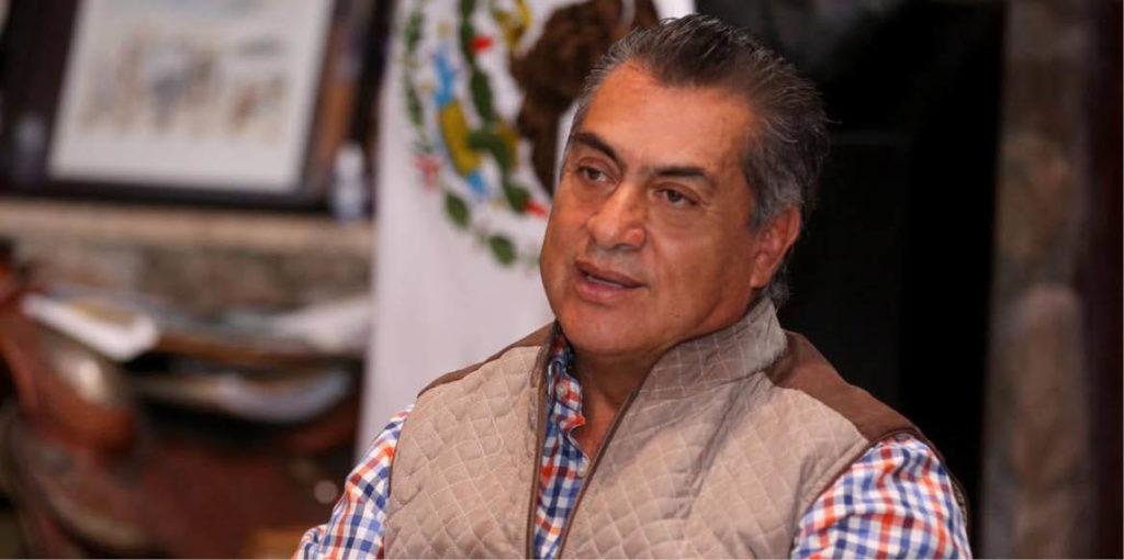 Jaime Rodríguez 'El Bronco' se reunirá este jueves con los candidatos a la gubernatura.