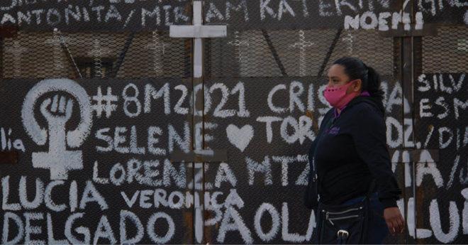 Durante esas tres semanas han ocurrido distintos actos de violencia de género y feminicidios