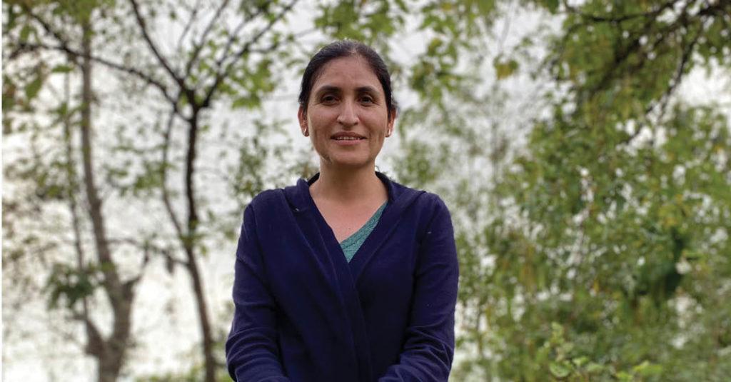 Ivonne Gallegos Carreño era promotora cultural, defensora de los pueblos indígenas y de las causas a favor de las mujeres.