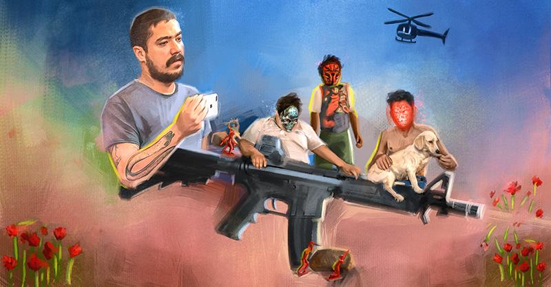 En el documental Los plebes se muestra una mirada cotidiana del crimen organizado
