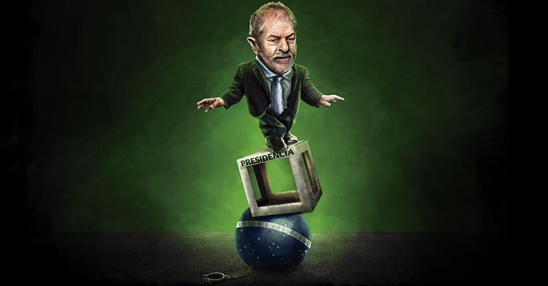 Lula da Silva fue condenado a prisión pero puede regresar a la Política