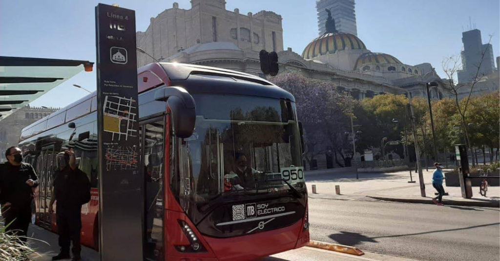 La Línea 4 del Metrobús llegará hasta la Alameda Oriente