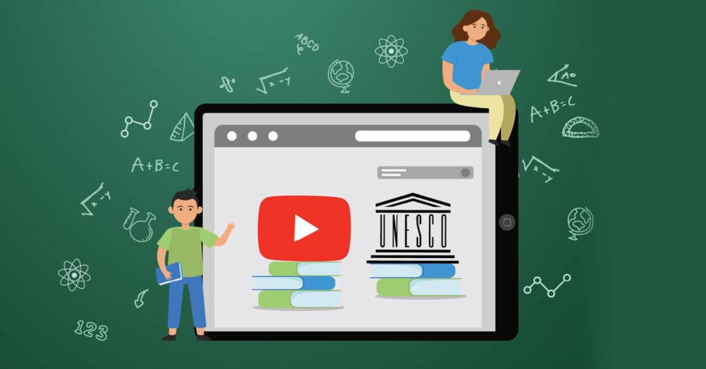 La educación en línea se convirtió en el espacio principal de aprendizaje