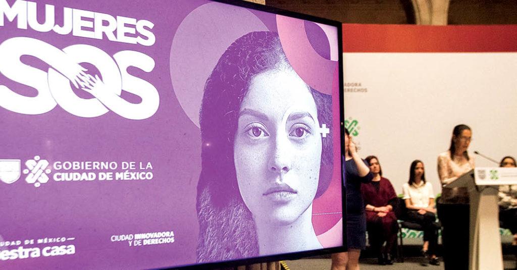La estrategia Mujeres SOS que busca erradicar la violencia familiar