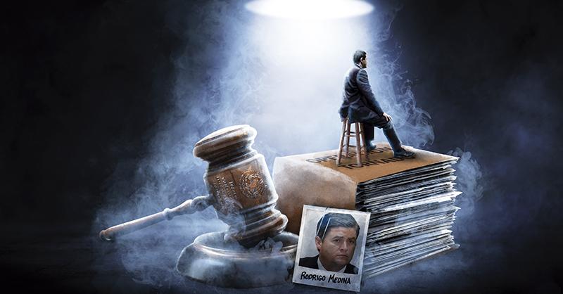 La Fiscalía Especializada en Combate a la Corrupción, a cargo de Javier Garza y Garza, activó la Operación Tornado contra Rodrigo Medina