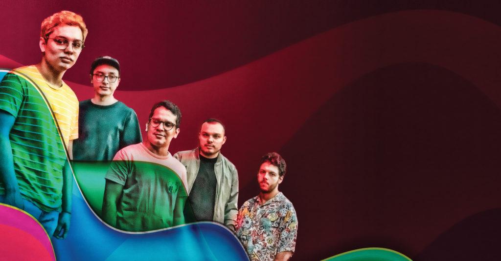Influenciados por la escena indie rock, el quinteto costarricense Sofá Kids lanza su primer LP