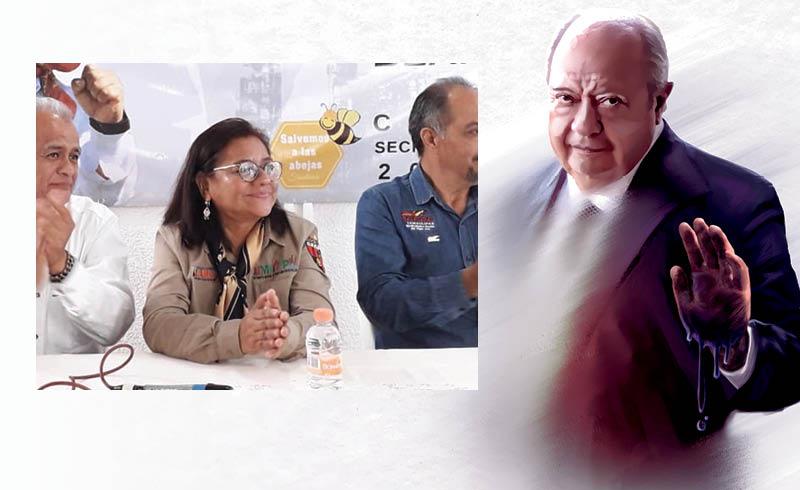 La salida de Carlos Romero Deschamps de Pemex y del STPRM es solo el primer paso
