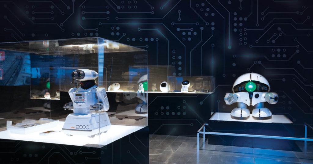 Universum presenta para las vacaciones de pascua la exposición virtual Nosotros Robots