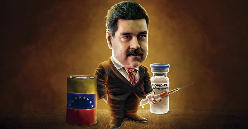 Venezuela no ha adquirido las vacunas contra COVID-19