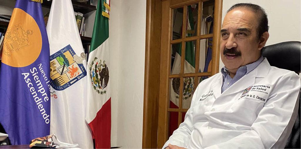 Manuel de la O rechazó aplicar vacunas de Sinovac en Nuevo León