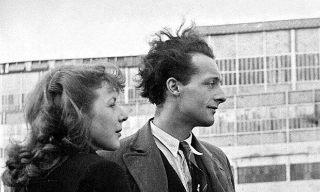 André y Dorine