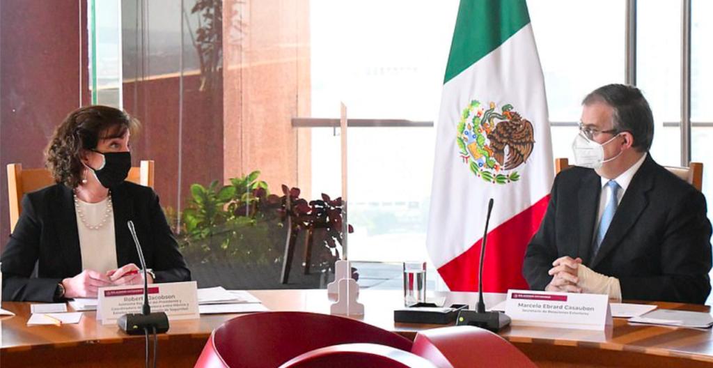 Roberta Jacobson dejará la coordinación de la Frontera Sur en EE.UU.; Kamala Harris se hará cargo