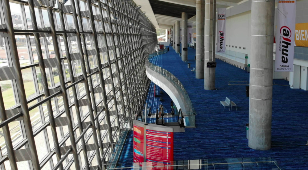 CDMX: reanudarán actividades en centros de exposiciones a partir del lunes