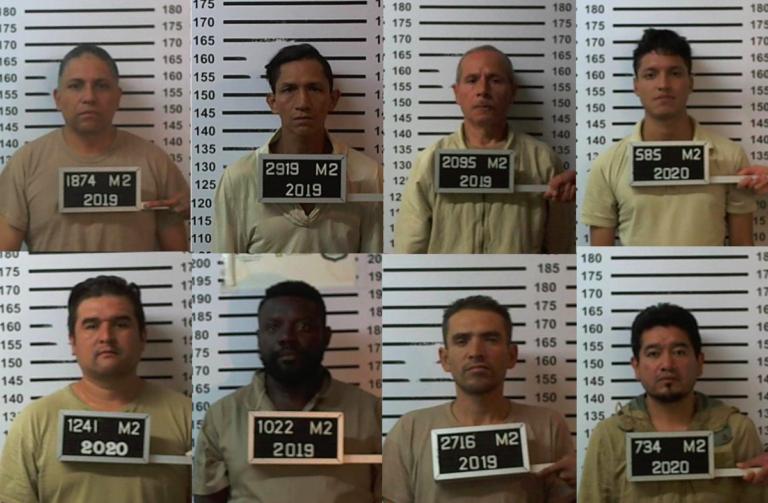Estos son los agresores sexuales y feminicidas que cumplen una sentencia en CDMX
