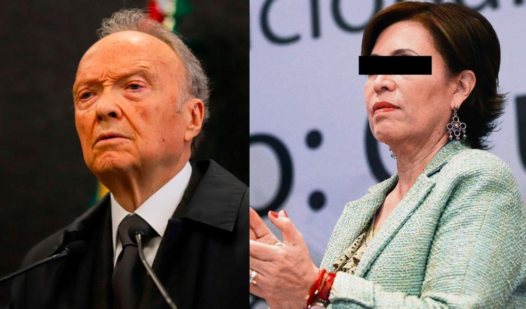 Rosario Robles interpone amparo; asegura que Gertz Manero violó su presunción de inocencia