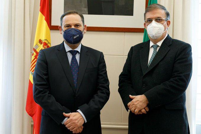 España compartirá vacunas anti-COVID con México: Ebrard, tras su visita al país europeo