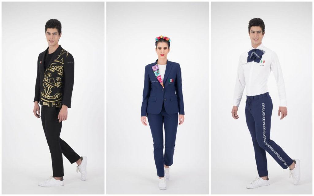 Tú puedes elegir el traje con el desfilará la delegación mexicana en Juegos Olímpicos