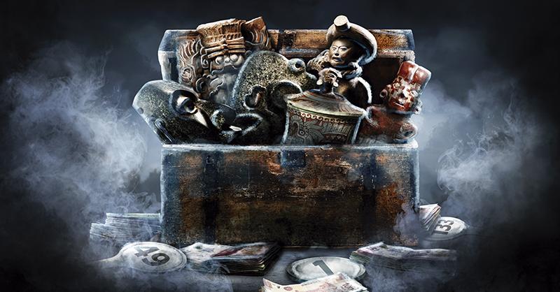 El INAH continúa detectando alrededor del mundo subastas y venta de bienes arqueológicos