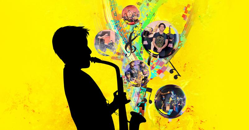 es el Día Internacional del Jazz y se cumplen cinco años de la formación de Pavel Loaria big band
