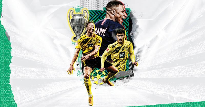 Aunque las ausencias de Messi y Cristiano serán muy notorias dentro del campo, el espectáculo en la Champions League no bajará su ritmo