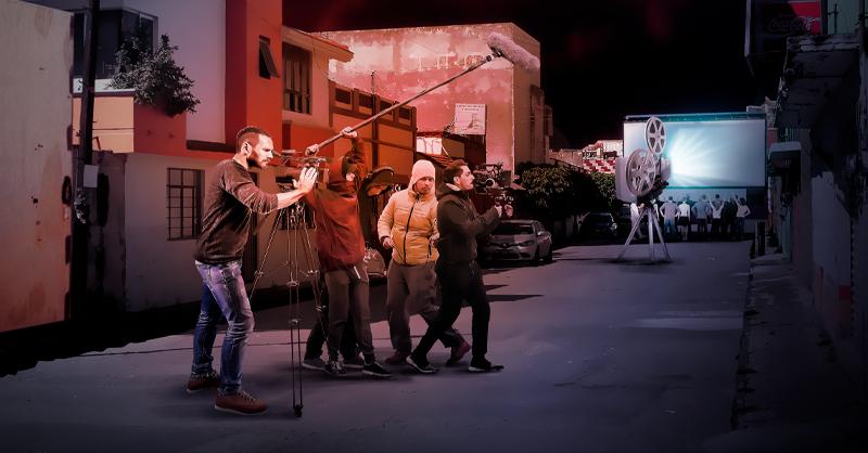 La Muestra de Cine Callejero es una forma de acercar el séptimo arte a las comunidades